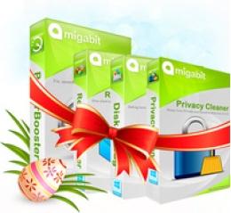 PowerBooster Amigabit con paquete de regalo 2014