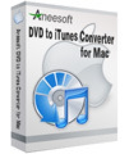 Aneesoft DVD to iTunes Converter for Mac