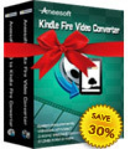 Aneesoft Kindle Fire Converter Suite