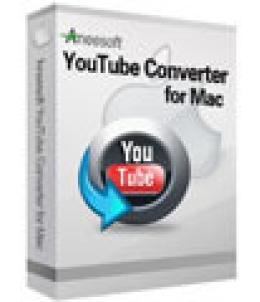 Aneesoft YouTube Converter para Mac