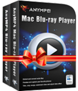 AnyMP4 Reproductor de Blu-ray Suite
