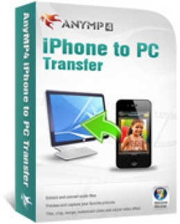 AnyMP4 iPhone to PC Transfer