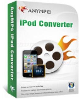 AnyMP4 iPod Converter Lifetime