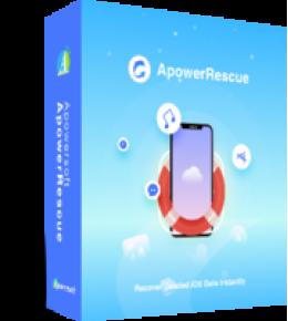 ApowerRescue Family License (Lifetime) Promotion Code
