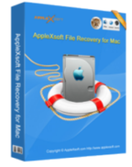AppleXsoft File Recovery pour Mac