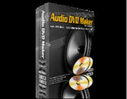 Audio DVD Maker lifetime/1 PC
