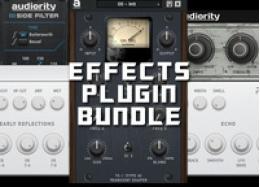 15% OFF Audiority Effects Plugin Bundle Promo Code