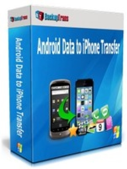 Backuptrans Android Data para iPhone Transfer (Personal Edition)