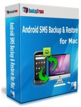 Backuptrans Android SMS Backup & Restore für Mac (Personal Edition)