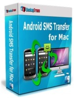 Backuptrans Android SMS Transfer für Mac (Family Edition)