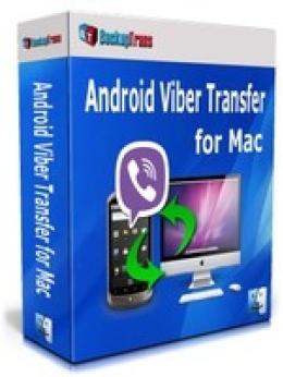 Backuptrans Android Viber Transfer para Mac (Edición Business)