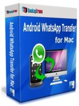 Backuptrans Android WhatsApp Transfer pour Mac (Personal Edition)