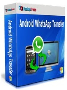 Backuptrans Android WhatsApp Transfer (Personal Edition)