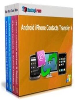 Backuptrans Android Contactos de iPhone Transfer + (Family Edition)