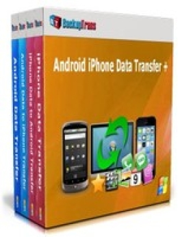 Backuptrans Android iPhone Transfert de données + (Personal Edition)