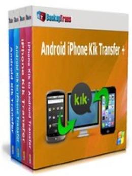 Backuptrans Android iPhone Kik Transfer + (Business Edition) Promo Code