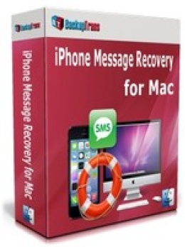 Backuptrans iPhone Nachricht Recovery for Mac (Personal Edition)