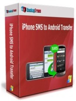 Backuptrans iPhone SMS auf Android Transfer (One-Time-Nutzung)