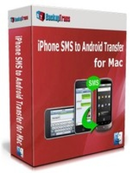 Backuptrans iPhone SMS auf Android Transfer für Mac (One-Time-Nutzung)