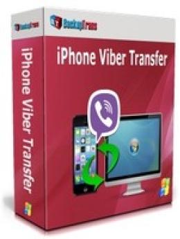 Backuptrans iPhone Viber Transfer (Edición Familiar)