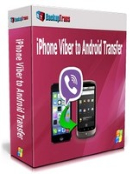 Backuptrans iPhone Viber für Android Transfer (Personal Edition)