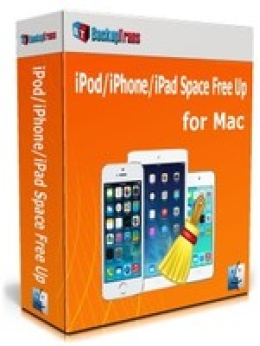 Backuptrans iPod/iPhone/iPad Space Free Up for Mac (Business Edition)