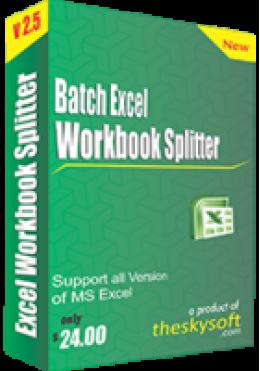 Séparateur de classeur Excel par lots