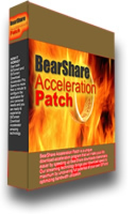 Bearshare Acceleration Patch