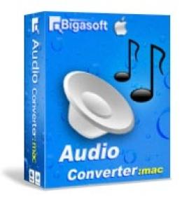 Bigasoft Audio Converter pour Mac