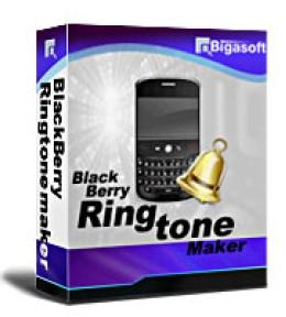 Bigasoft BlackBerry Ringtone Maker