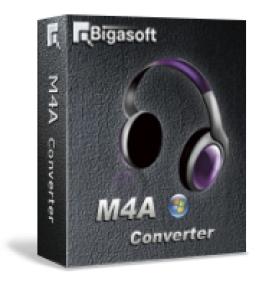 Convertisseur Bigasoft M4A