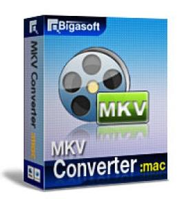 Bigasoft MKV Converter für Mac