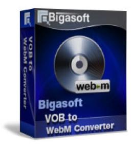 Bigasoft VOB to WebM Converter