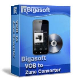 Bigasoft VOB to Zune Converter
