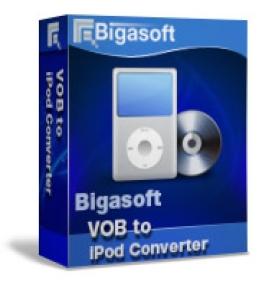 Bigasoft VOB to iPod Converter