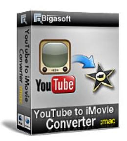 Bigasoft YouTube Converter iMovie