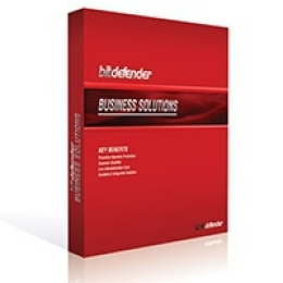 BitDefender Business Security 1 Year 25 PCs