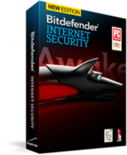 Bitdefender Internet Security 2014 10-PC 3-Years