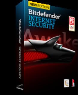 Bitdefender Internet Security 2014 10-PC 3-Years