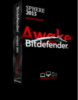 Bitdefender Sphere 2013 2-Years 3-Users