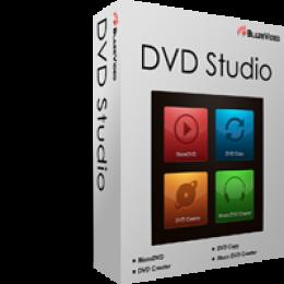 BlazeVideo DVD Studio