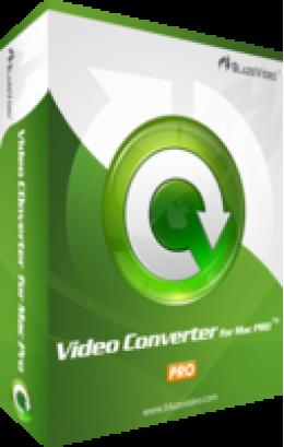 BlazeVideo Video Converter Pro pour MAC