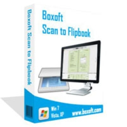 Boxoft Scan to Flipbook