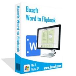 Boxoft Word to Flipbook