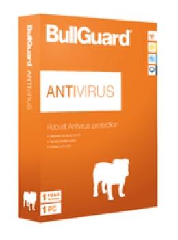 BullGuard 2018 Antivirus 1-Year 1-PC