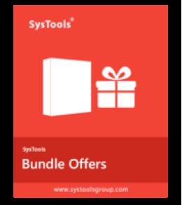 Bundle Offer - SysTools DXL to PDF Converter + DXL to MSG Converter Promotion Code