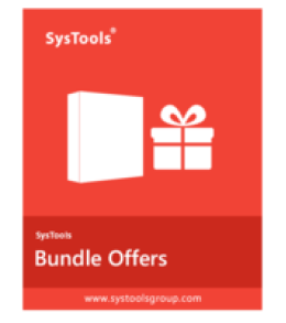 Bundle Offer - SysTools Maildir Viewer Pro + MBOX Viewer Pro - Promo code