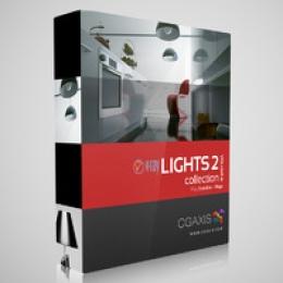 CGAxis Modelle Volume 16 Lichter VRay