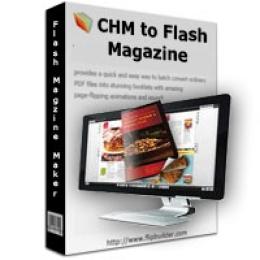 CHM to Flash Magazine