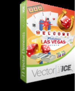 Casino Gambling Vector Pack - VectorVice